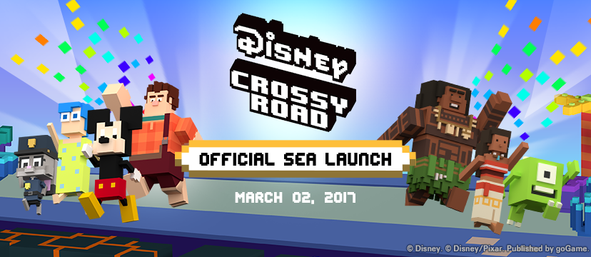 Disney Crossy Road Now Available For Download In Southeast Asia