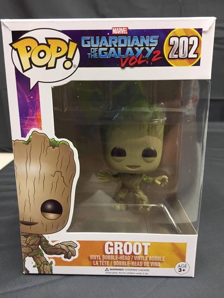 Review: GotG Vol. 2 Groot Pop! Vinyl
