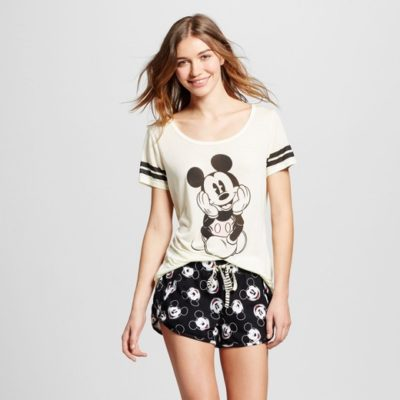 dd6cc98fcdfdc New Mickey and Minnie Limited Time Sleepwear Collection Online at Target!!!
