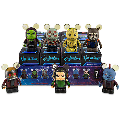 Guardians Of The Galaxy Vol 2 Vinylmation Series Out Now