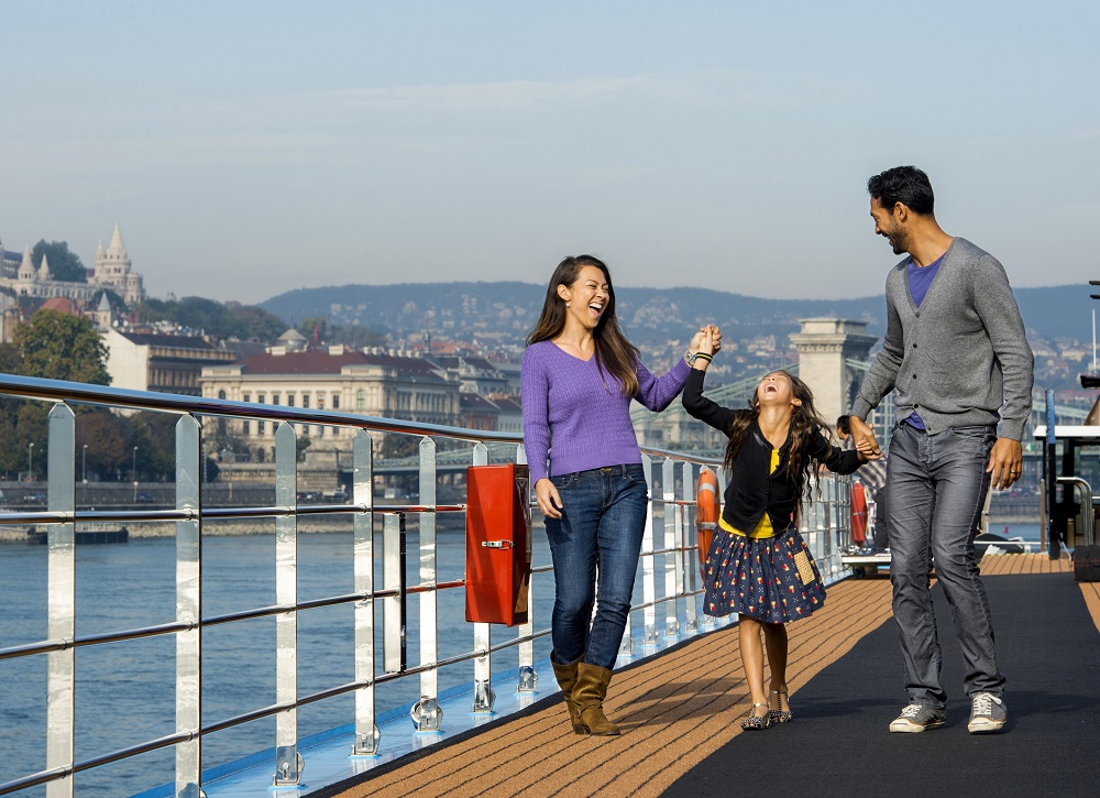 Adventures by Disney Announces New Themed European River Cruise Vacations in 2018