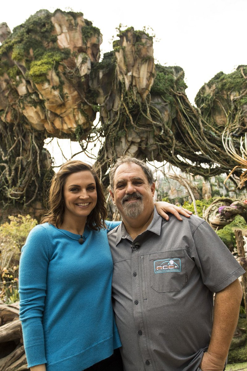 ABC Share First Look At Pandora: The World Of Avatar Videos
