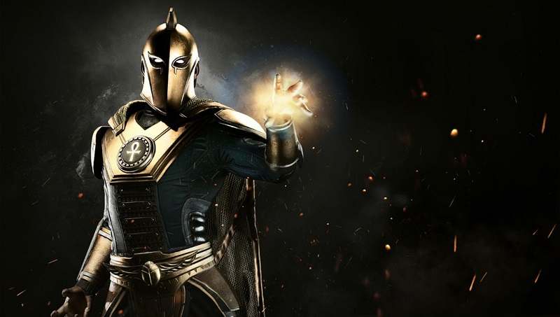 Injustice 2 Welcomes Doctor Fate