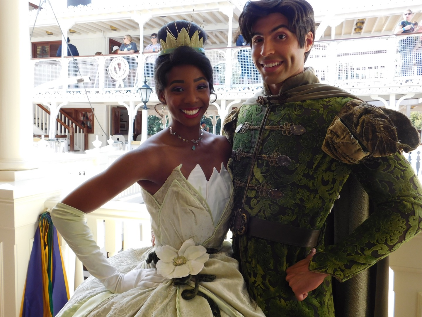 Tiana's Riverboat Party Review