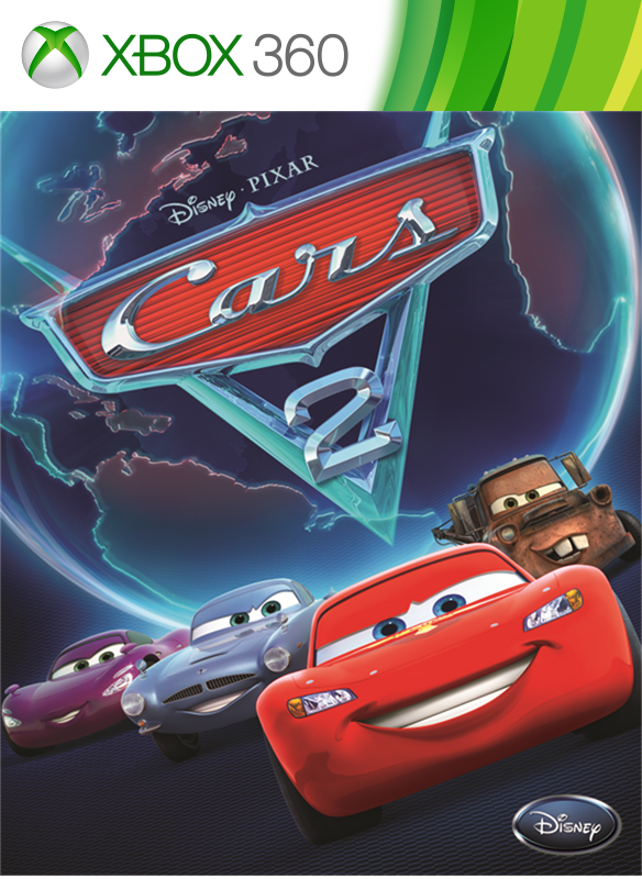 Cars 2 & Meet The Robinsons Come To The Xbox One