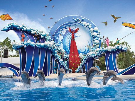 Sea World's Blue Horizon Show To Be Replaced