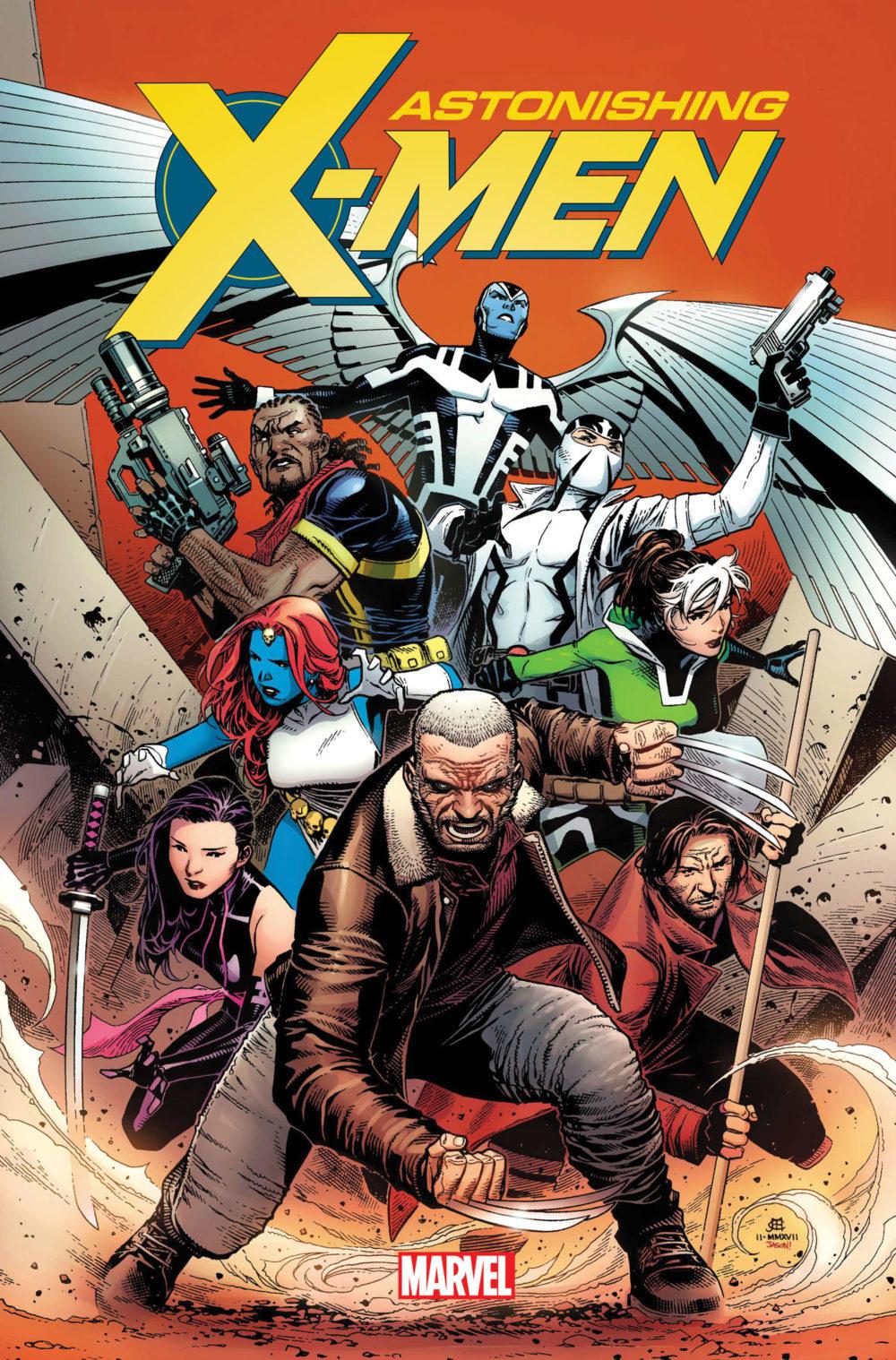 ASTONISHING X-MEN #1 Recruits Superstar Writer Charles Soule!