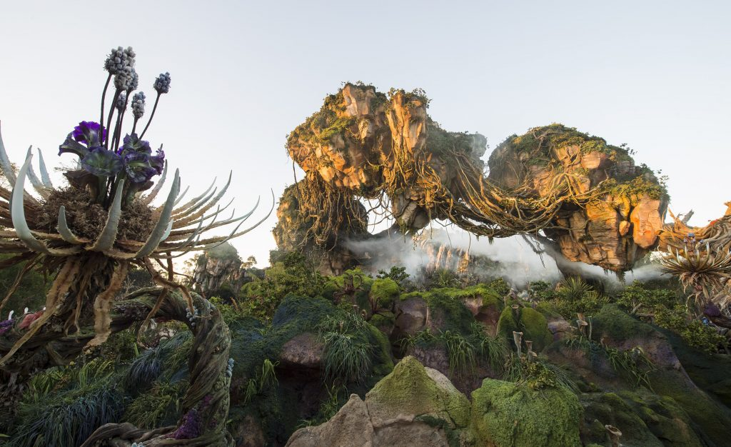 More Details On Pandora – The World of Avatar at Disney's Animal Kingdom