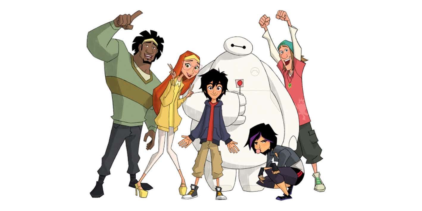 Disney XD Orders Early Second Season Of 'Big Hero 6 The Series'