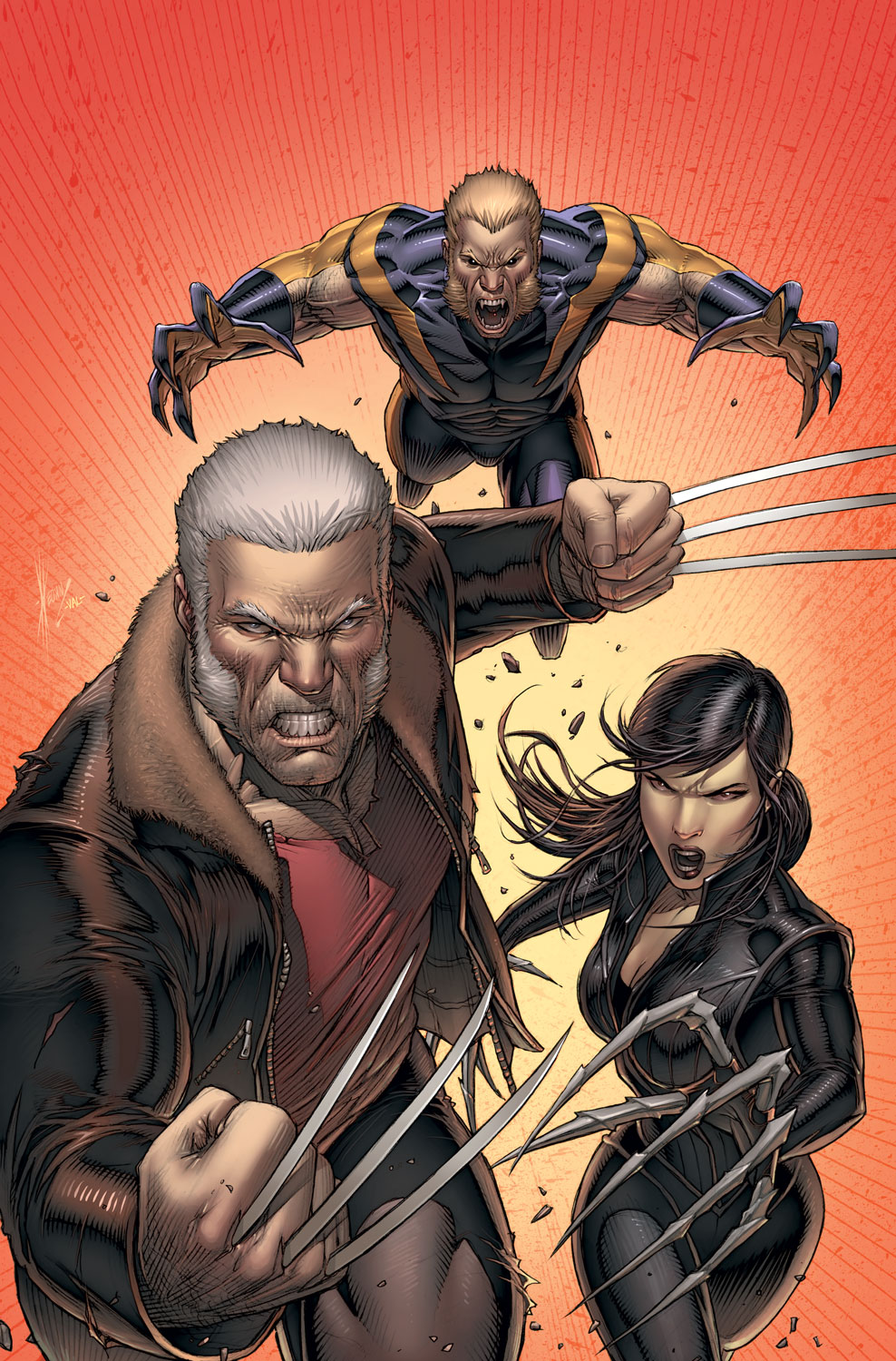 WEAPON X #1 Unites Deadly Mutants For a Deadlier Mission – Your First Look!