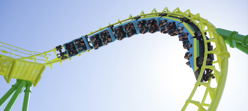 Knott's Berry Farm Boomerang Rollercoaster To Close In April