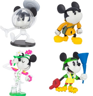 New Mickey Mouse Shorts Vinylmation Series Coming Soon