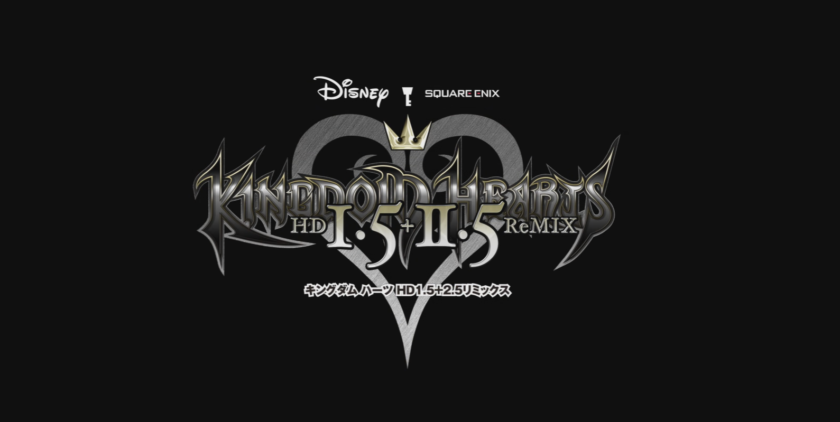 Kingdom Hearts 1.5 + 2.5 HD ReMIX Out Now