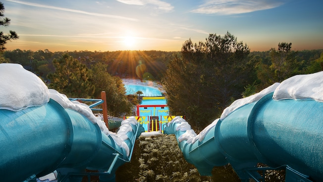 New Virtual Queues Being Tested At Typhoon Lagoon & Blizzard Beach