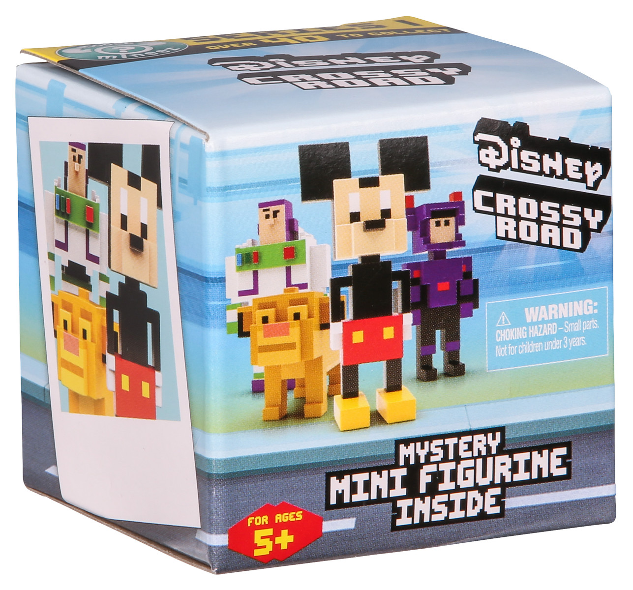 Disney Crossy Road Product Line Launches This April
