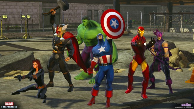 Marvel Heroes 2016 Comes To Nvidia Shield
