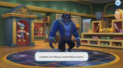 Rundown: Disney Magic Kingdoms Beauty and the Beast Livestream ...