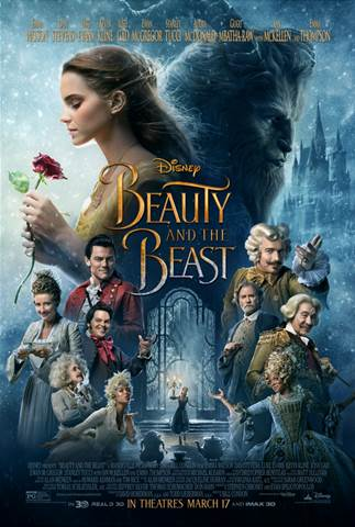 New Clip Released From Beauty & The Beast