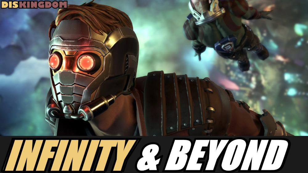 Guardians Of The Galaxy TellTale Game Latest News | Infinity & Beyond Podcast #141 Part 3