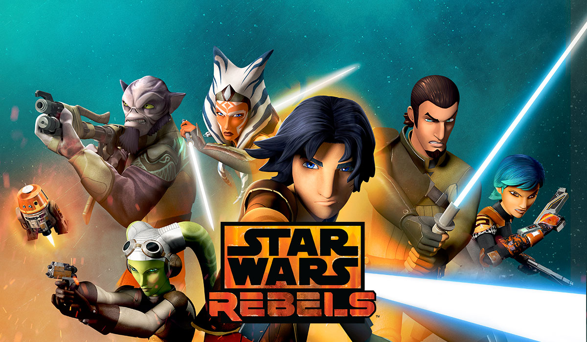 'Star Wars Rebels' Returns With Its Fourth Season This Fall On Disney XD