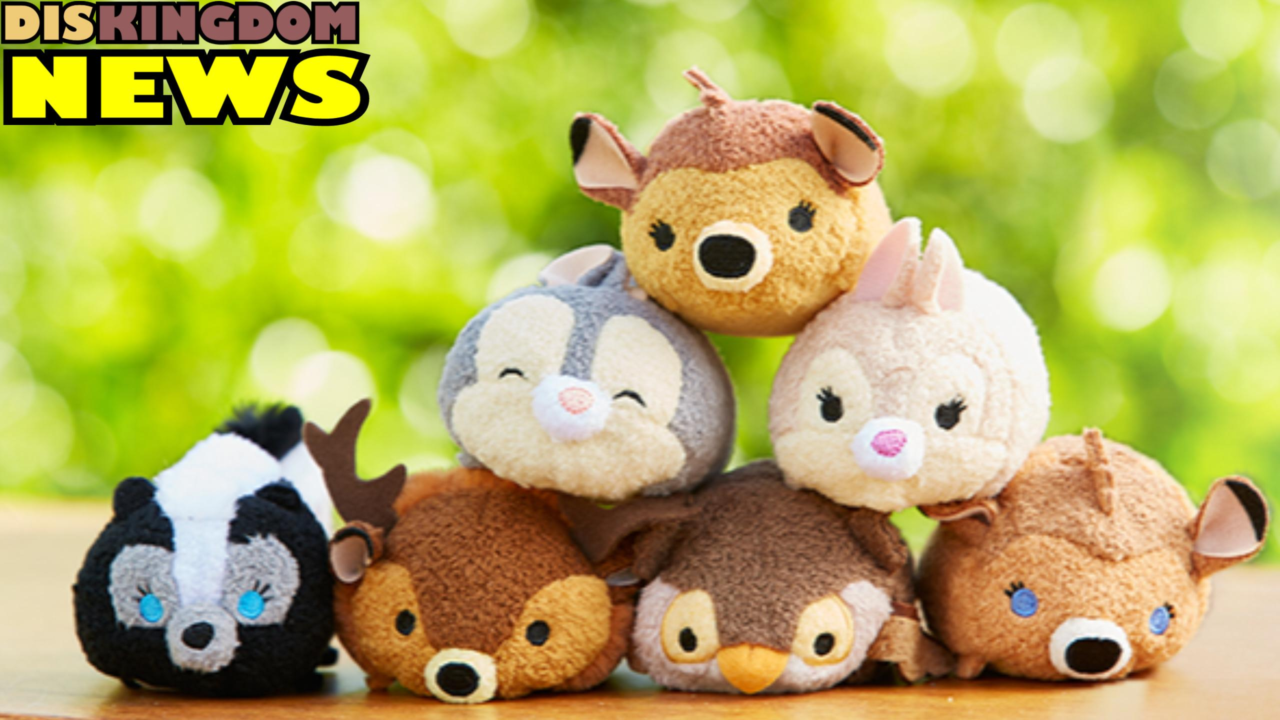 Tsum Tsum Tuesday | Star Wars Revenge Of The Sith & Bambi Collections | DisKingdom News