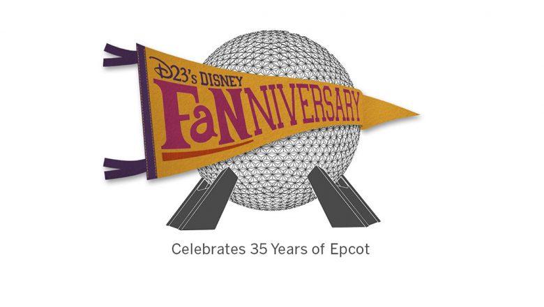 D23 Celebrates EPCOT's 35th Anniversary