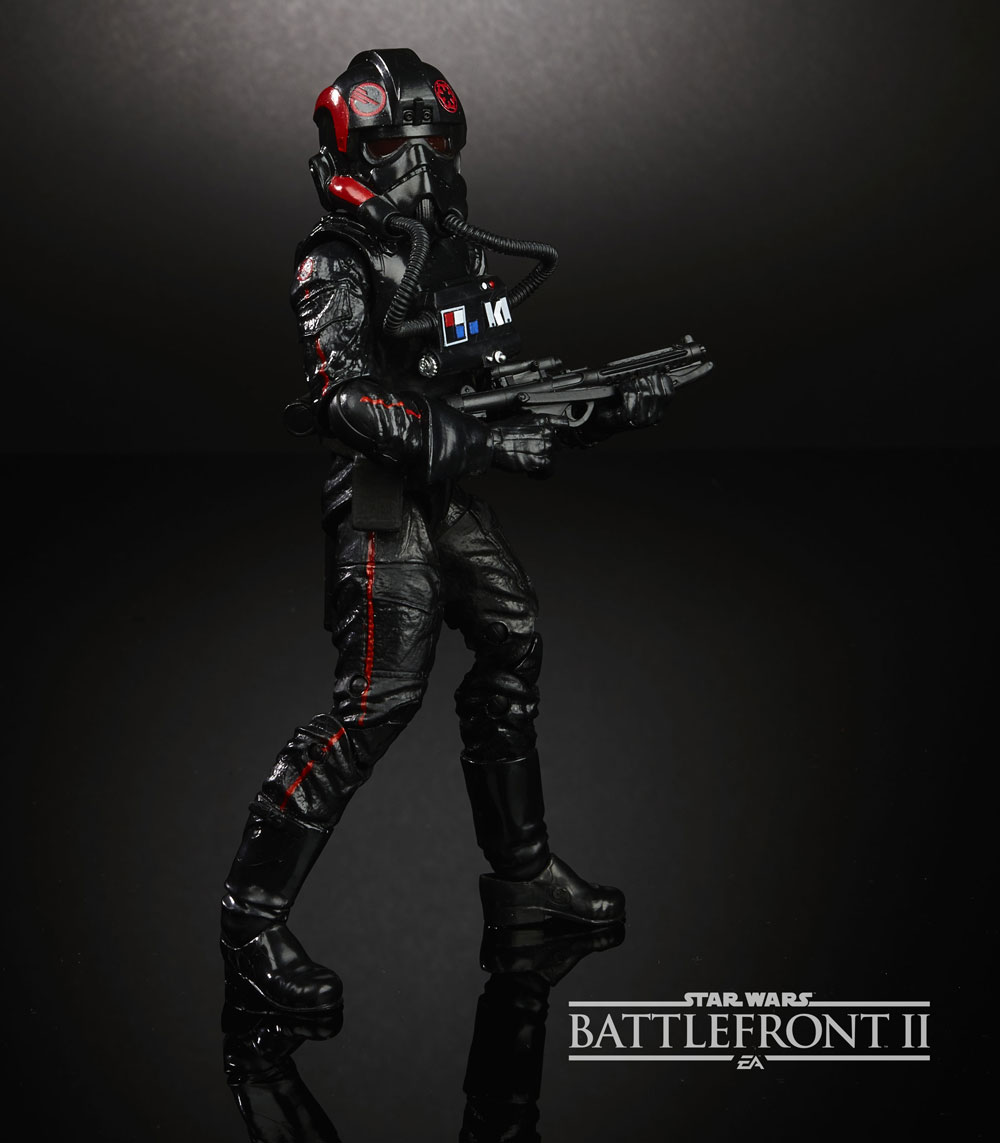 Star Wars: The Black Series – Battlefront II Inferno Squadron Agent Figure Coming Soon