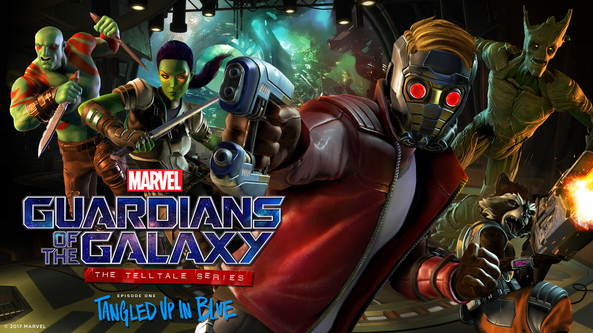 "Marvel's ""Guardians of the Galaxy: The Telltale Series"" Now Available"