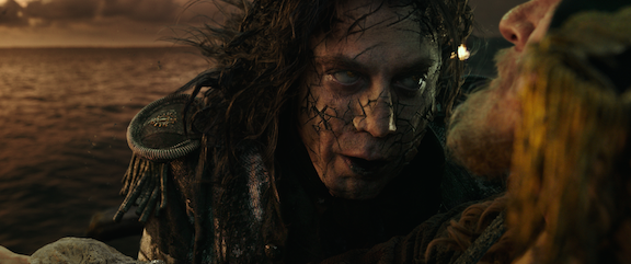 Pirates of the Caribbean: Dead Men Tell No Tales – Pirate's Death TV Spot Released