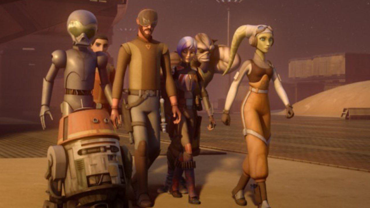 Teaser Trailer for Final Season of Disney XD's 'Star Wars Rebels' Promises Big Surprises Ahead