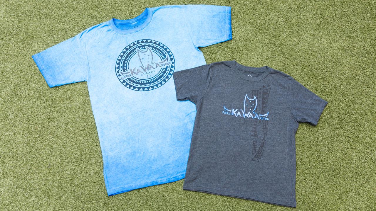 New Merchandise from KA WA'A, a lu'au at Aulani, a Disney Resort & Spa