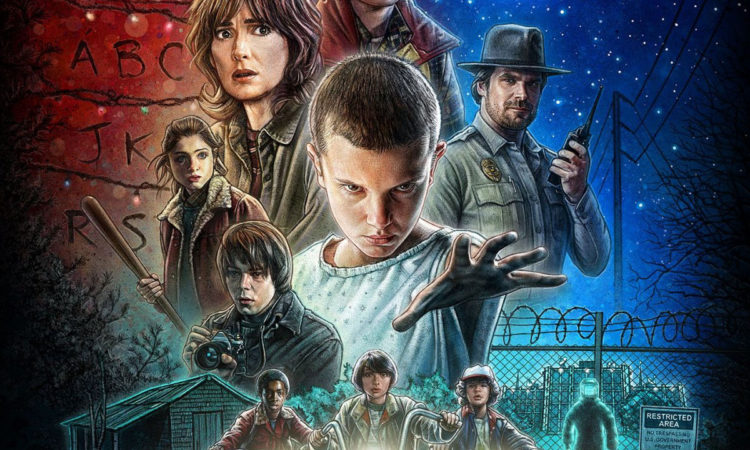 Stranger Things Fans: Add A Pop Keychain To Your Collection