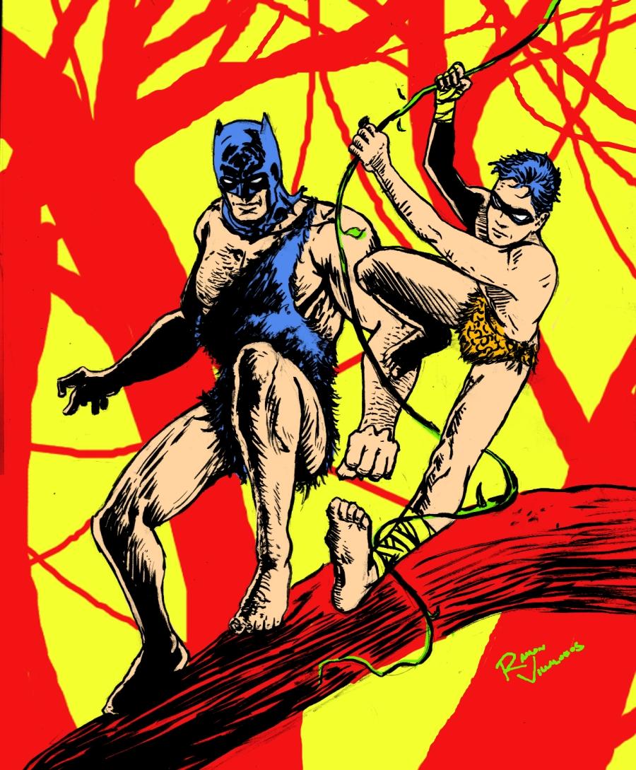 Batman Brings The Jungle To Funko-Shop.com