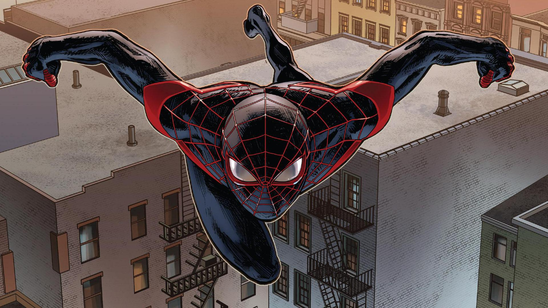 Animated Spider-Man Movie Finds Its Miles Morales