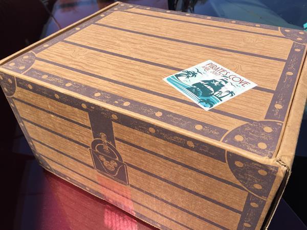 Review: Disney Treasures' Pirates Cove Box (Funko)