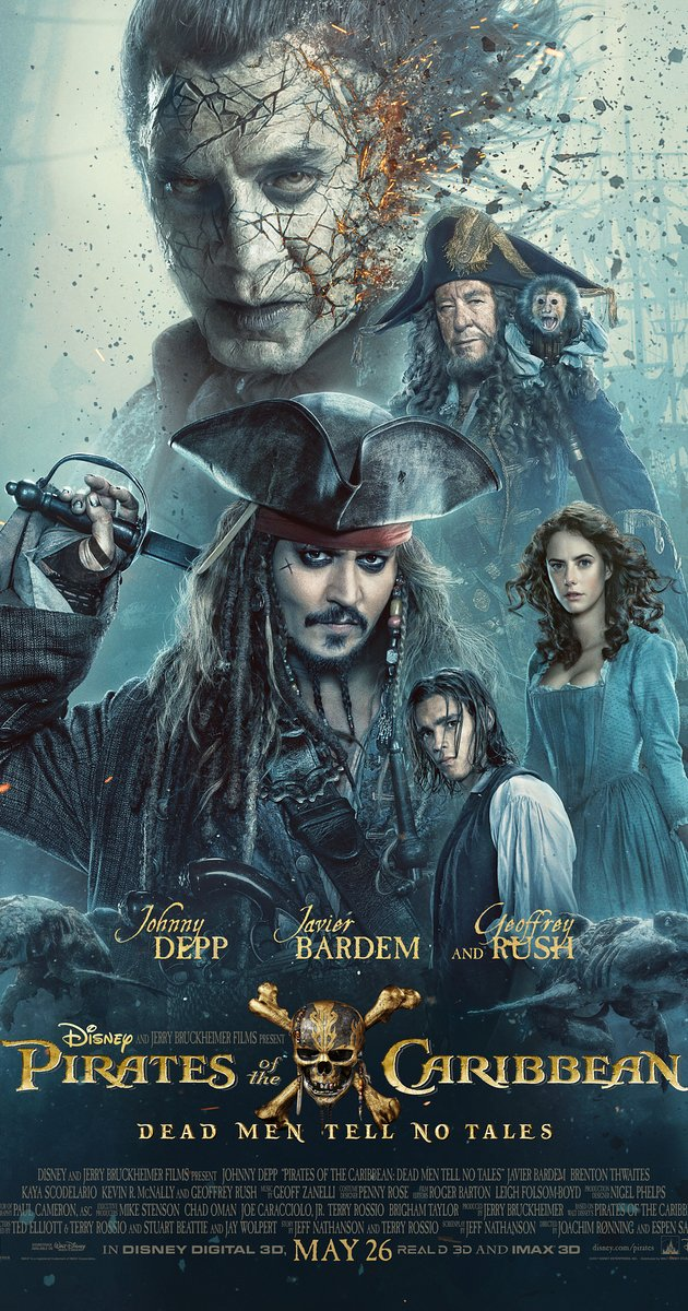 Johnny Depp Surprises Guests on Pirates Ride