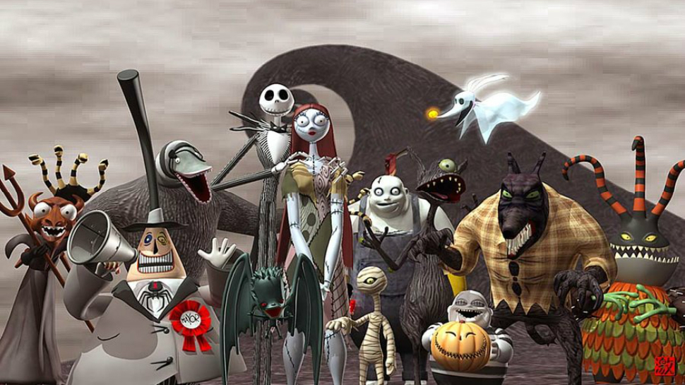 new nightmare before christmas items coming this fall diamond select diskingdomcom disney marvel star wars merchandise entertainment theme - A Nightmare Before Christmas 2