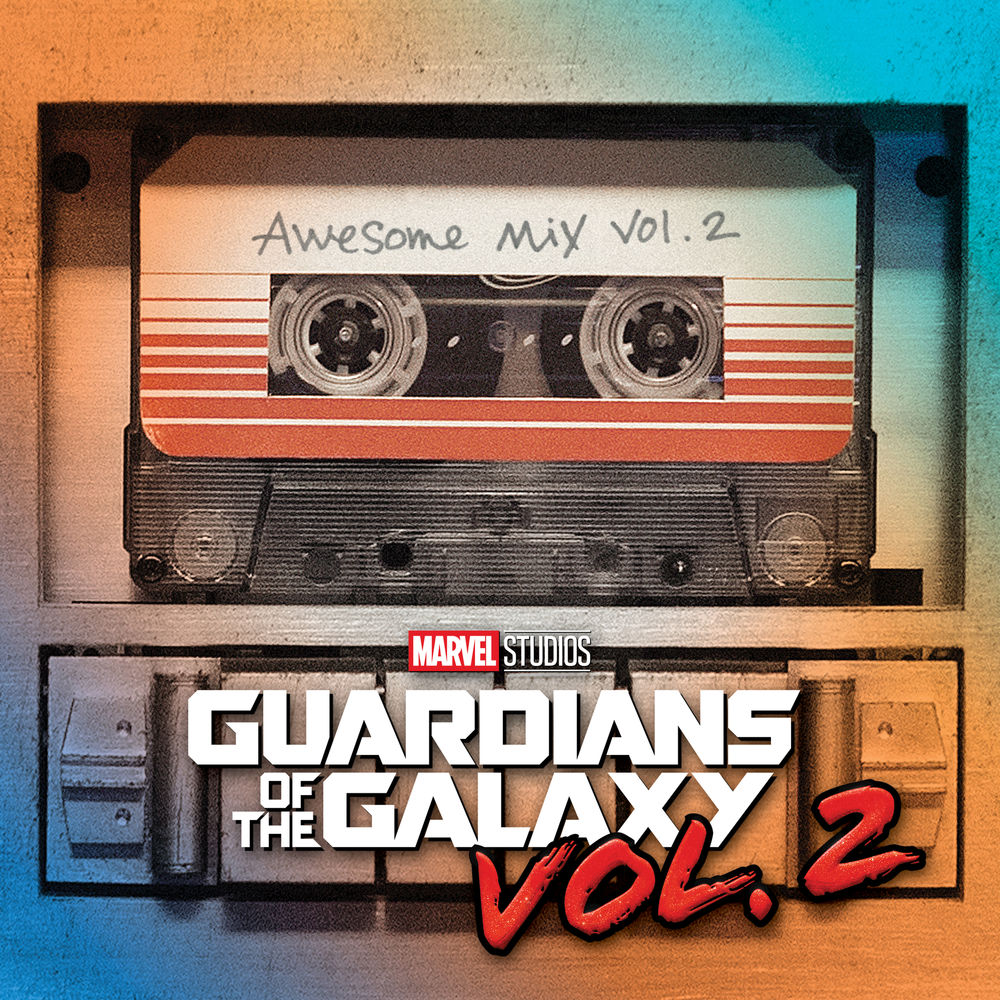 Guardians Of The Galaxy Vol. 2: Awesome Mix Vol. 2 & Original Score Soundtracks Out Now