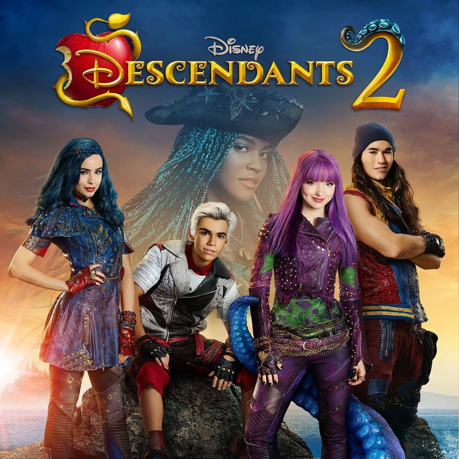 """""""Descendants 2"""" Stars Debut """"Ways To Be Wicked,"""" The First Single From The Movie's Soundtrack, Tomorrow On Radio Disney"""