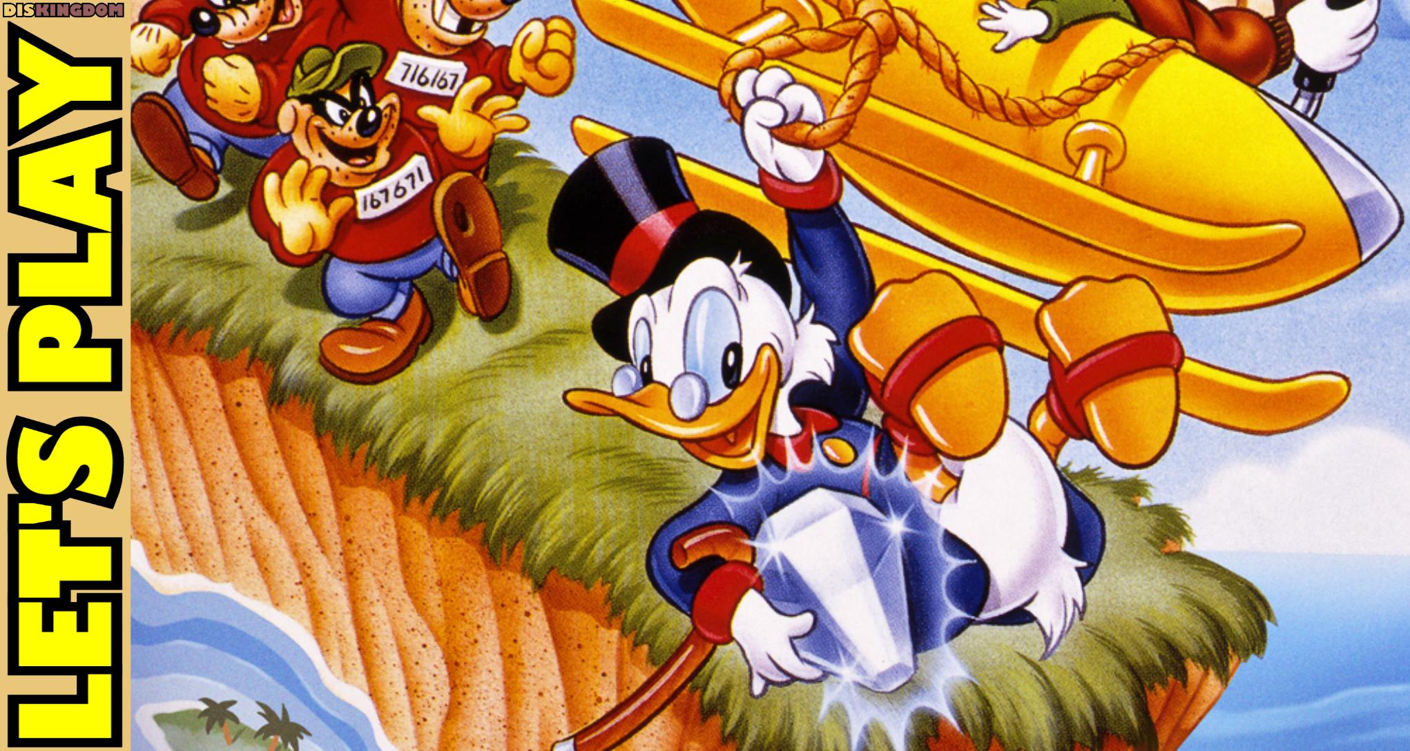 Ducktales | Disney Afternoon Collection | Let's Play