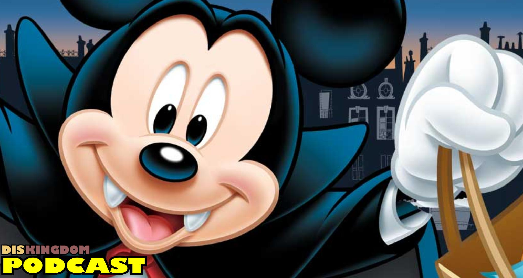 Mickey's Not So Scary Halloween & Very Merry Christmas Party Dates Released   DisKingdom Podcast
