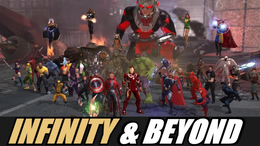 Marvel Heroes Omega Closed Beta Launches On PS4 | Infinity & Beyond Podcast