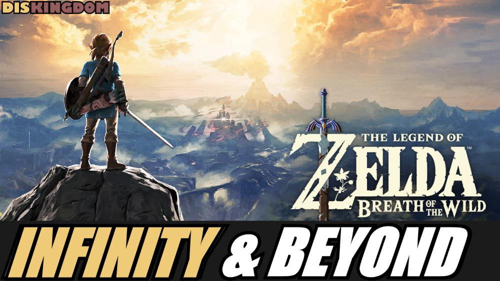 I Can't Stop Playing Zelda Breath Of The Wild | Infinity & Beyond