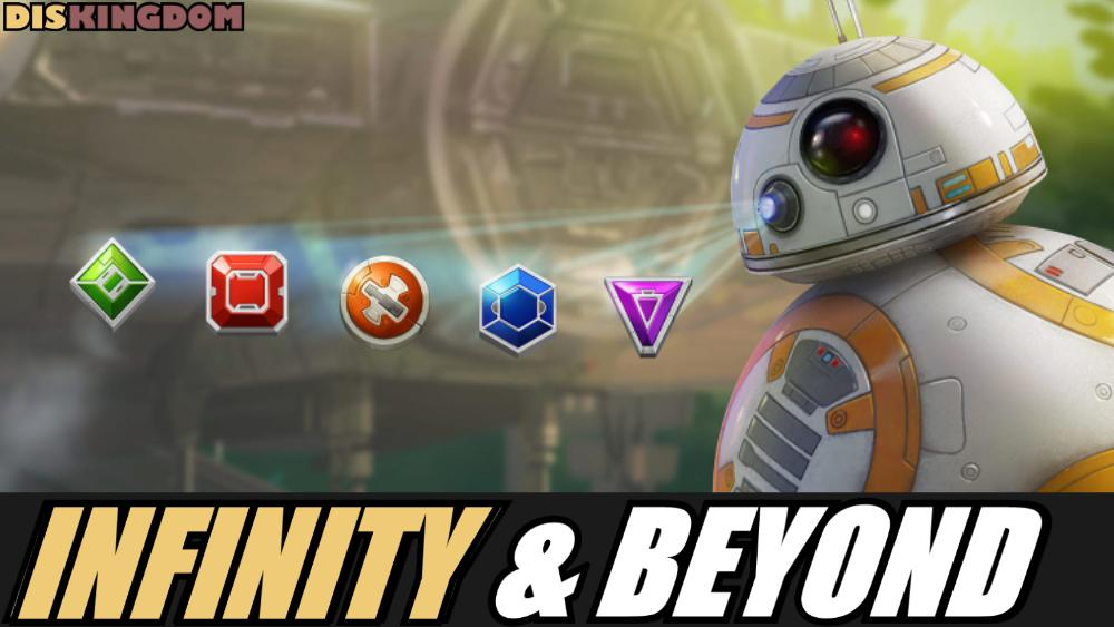Star Wars Puzzle Droids Review | Infinity & Beyond Podcast