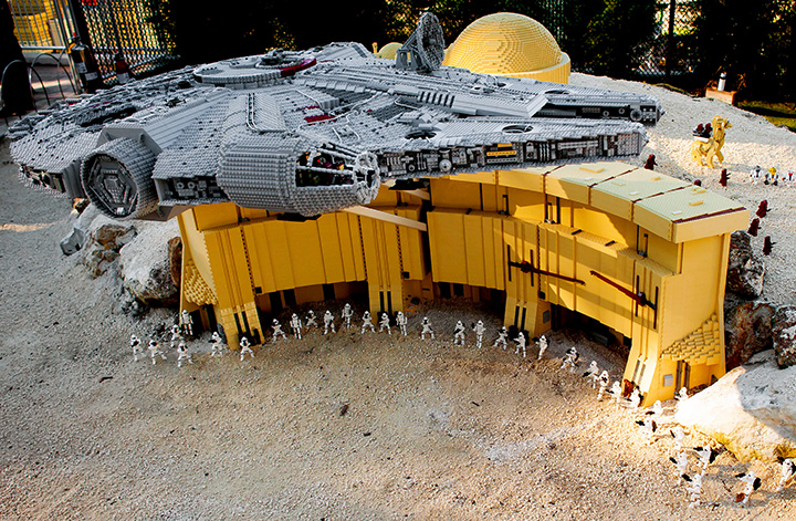 Star Wars Days Returns To LEGOLAND Florida Resort In May