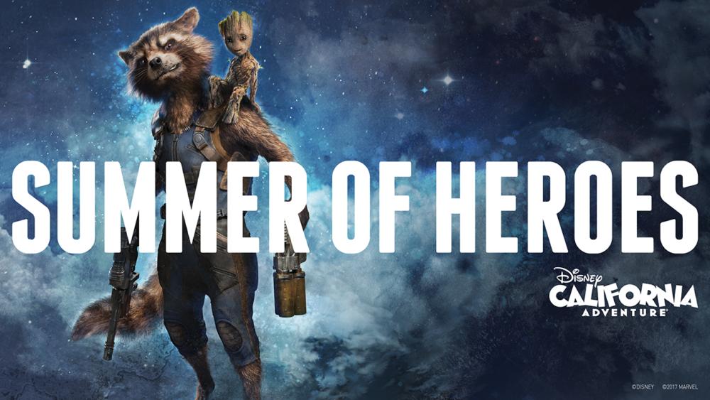Summer Of Heroes Heading To Disney California Adventure
