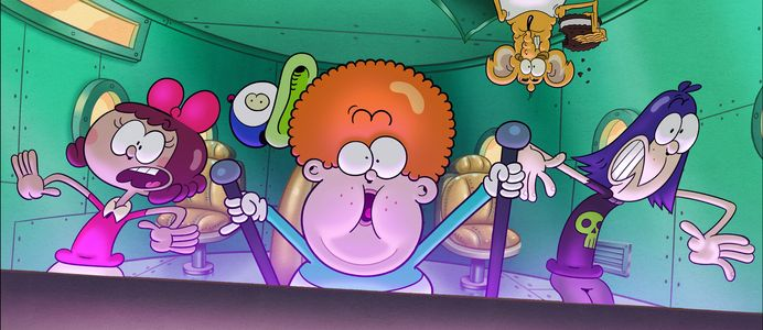 'Billy Dilley's Super-Duper Subterranean Summer' To Premiere With Multiple Airings On Disney XD