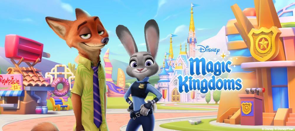 Zootopia Coming To Disney Magic Kingdoms