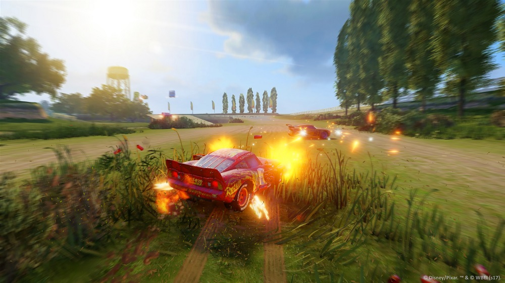 More Details On Cars 3: Driven To Win