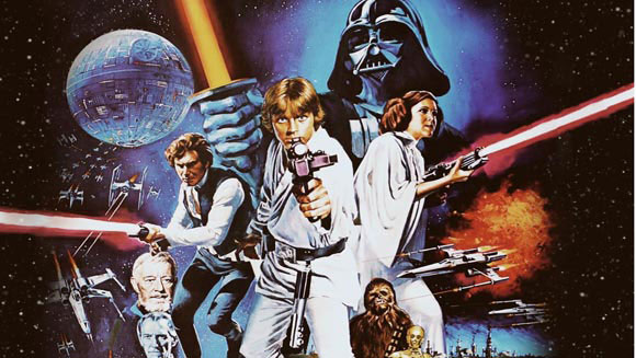 A Look At The Most Popular Star Wars Tracks On Pandora
